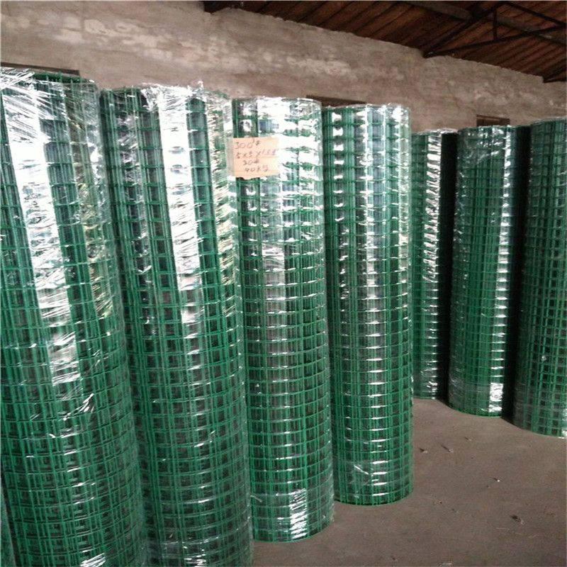 建筑工地防护网 养殖隔离防护网 涂塑荷兰网优盾厂家