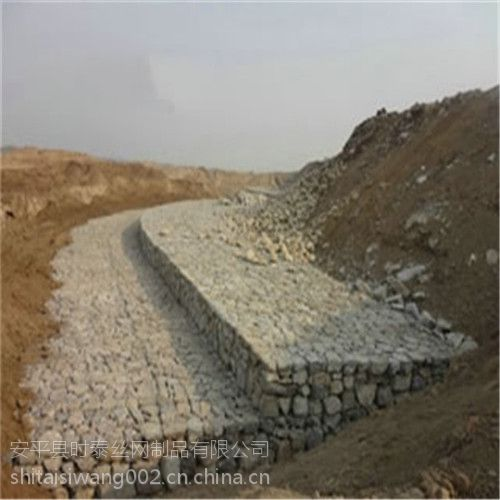 格宾石笼网施工 蜂巢格宾网 格宾石笼尺寸
