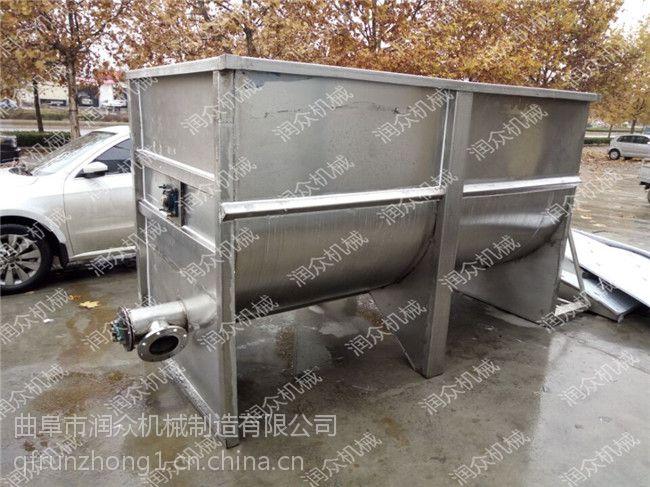 大型养殖牛饲料搅拌机 大型牧场专用搅拌机 润众
