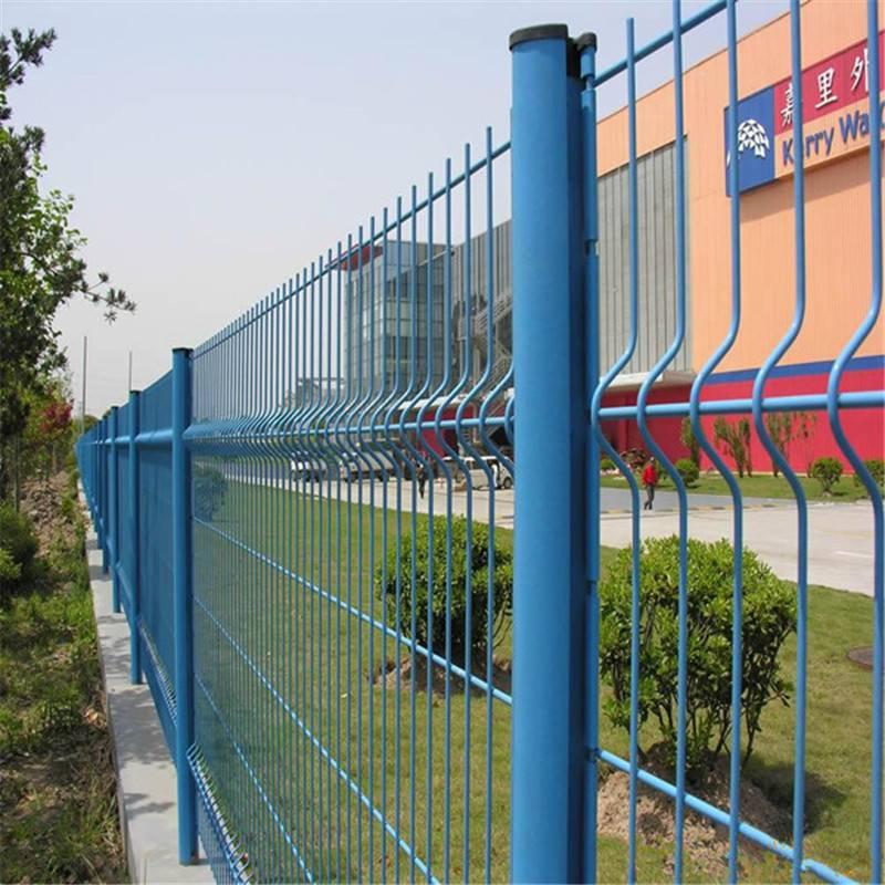 别墅围墙护栏 施工围栏价格 公园护栏网