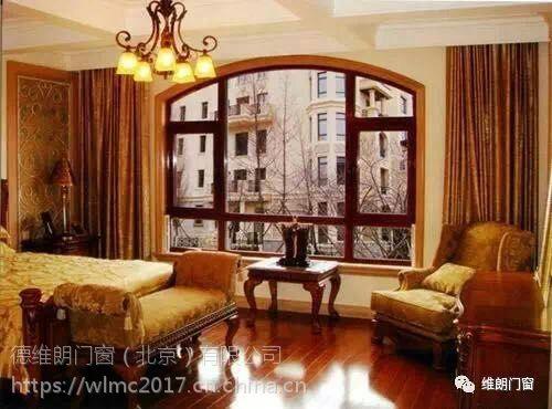 北京铝包木门窗推荐-维朗门窗铝包木门窗