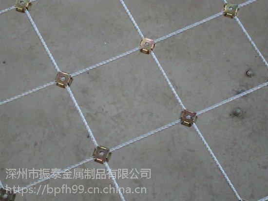 边坡防护网用十字扣,钢丝绳网用十字扣,钢丝绳交叉固定十字扣
