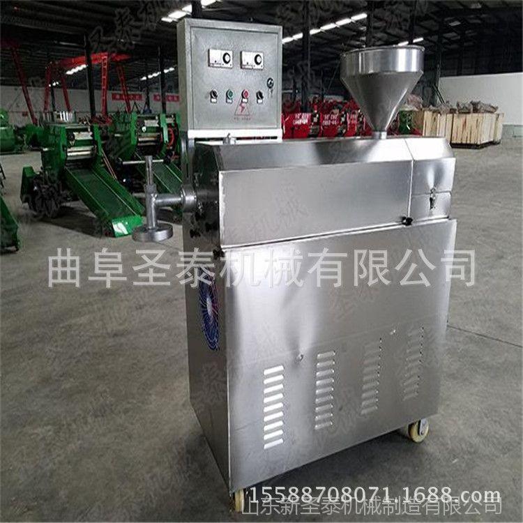 圣泰专业加工定做红薯粉条机 下洋芋粉的机器 粉条设备