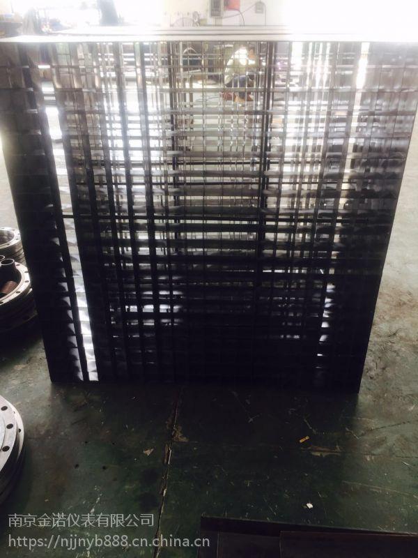 矩形管道烟气热风测量横截面流量计