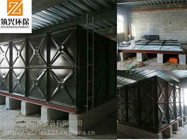 沈阳喷塑钢板水箱