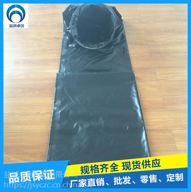 厂家直销 可定做隧道风筒风带 煤矿正压风带 400mm*10m
