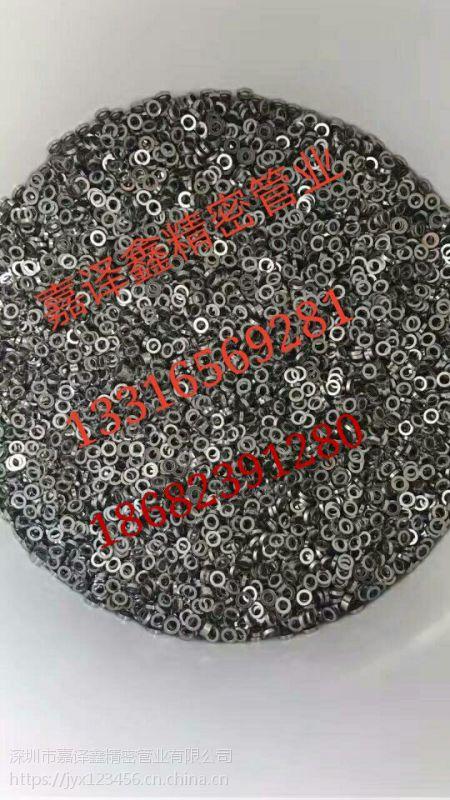 /304不锈钢管 不锈钢毛细管 无缝精密管百种规格可加工可零切