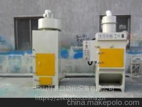 中山厂家直销履带式自动喷砂机 自动化表面处理
