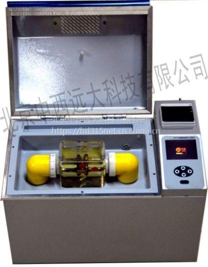 中西 全自动智能便携式绝缘油耐压仪 型号:CN61N/BTS75库号:M291565