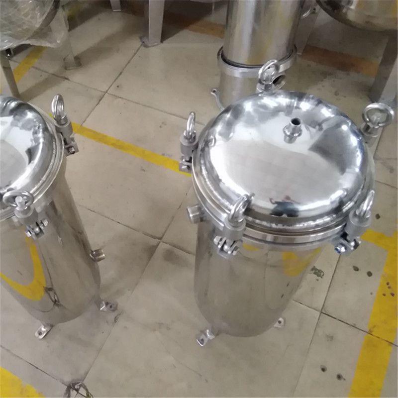 远销河南安阳10T/H精密过滤器固液分离器晨兴专业打造