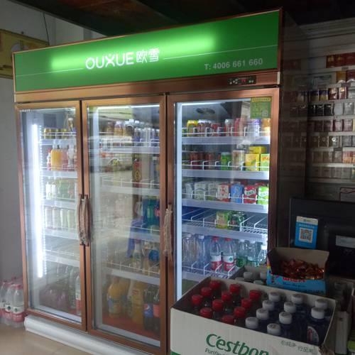 广州哪个地方有厂家批发商店饮料保鲜柜