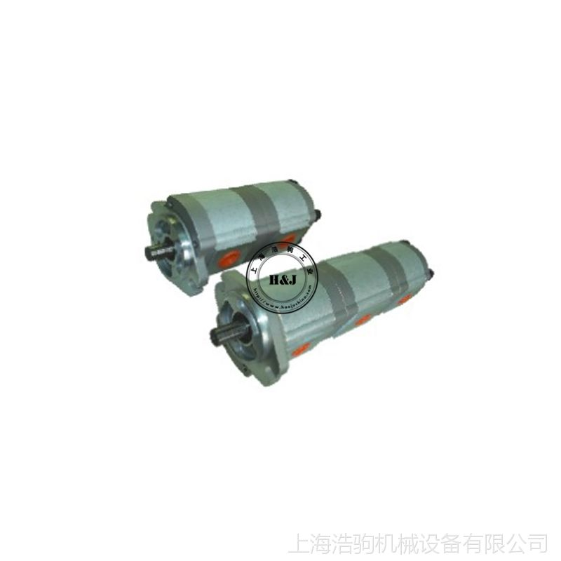 C-2 双联.三联高压齿轮泵 HGP22.33系列PHB19台湾康百世KOMPASS