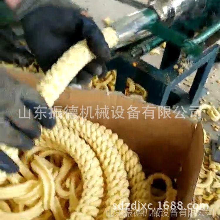 玉米棍膨化机价格 膨化机 汽油机带动玉米大米膨化机 振德牌 价格