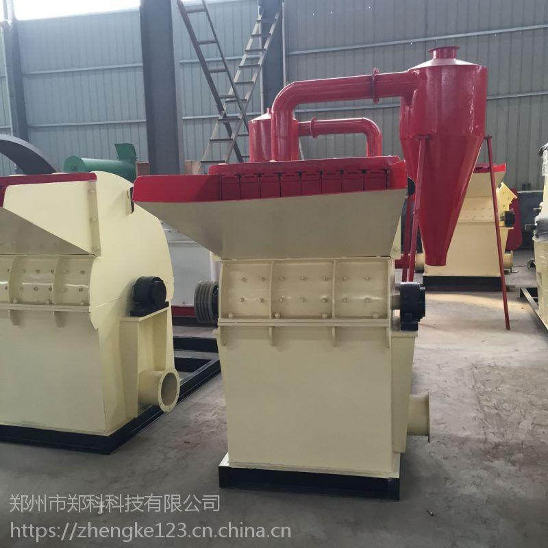 郑州郑科400型锯末机产品介绍
