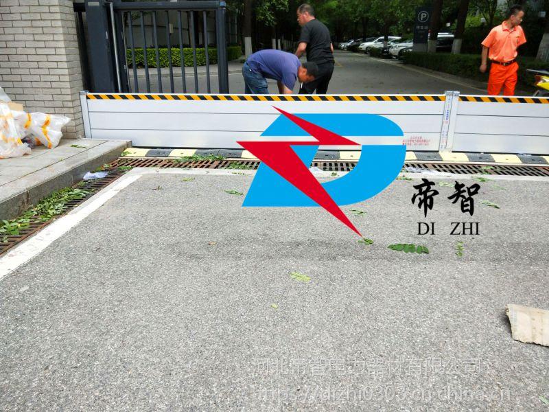 地下停车场专业铝合金式挡水墙