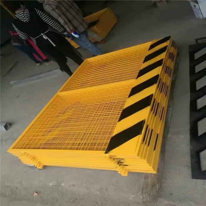 工地临时护栏 基坑防护网 优质护栏网厂家