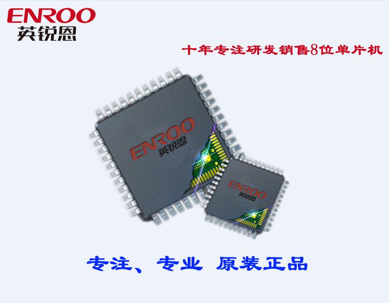 自主研发可兼容替换PIC的EN8位单片机