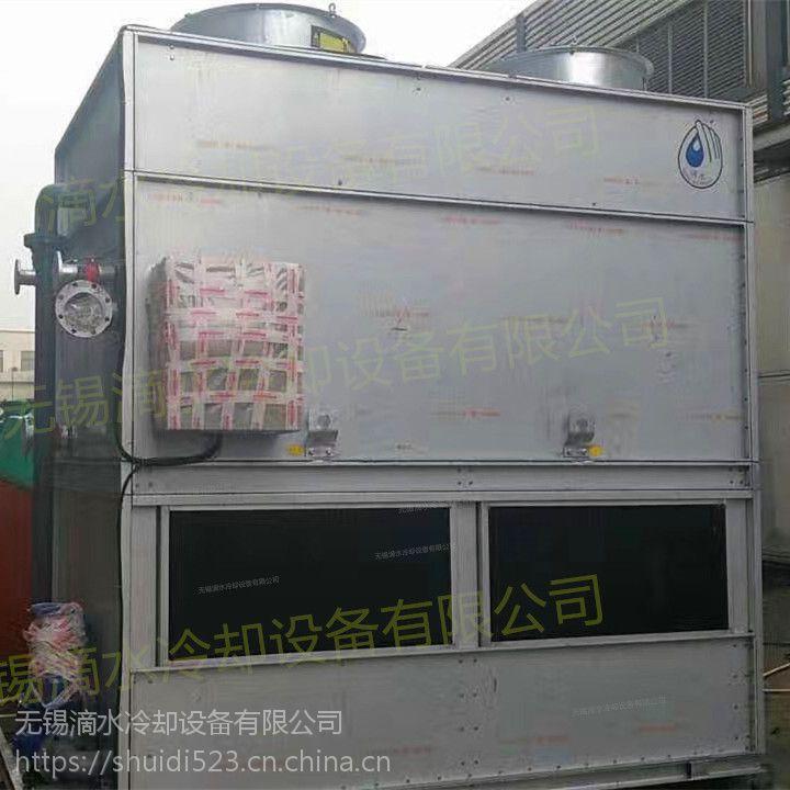 滴水DS-N100T闭式冷却塔分享防冻液会导致闭式冷却塔盘管腐蚀吗