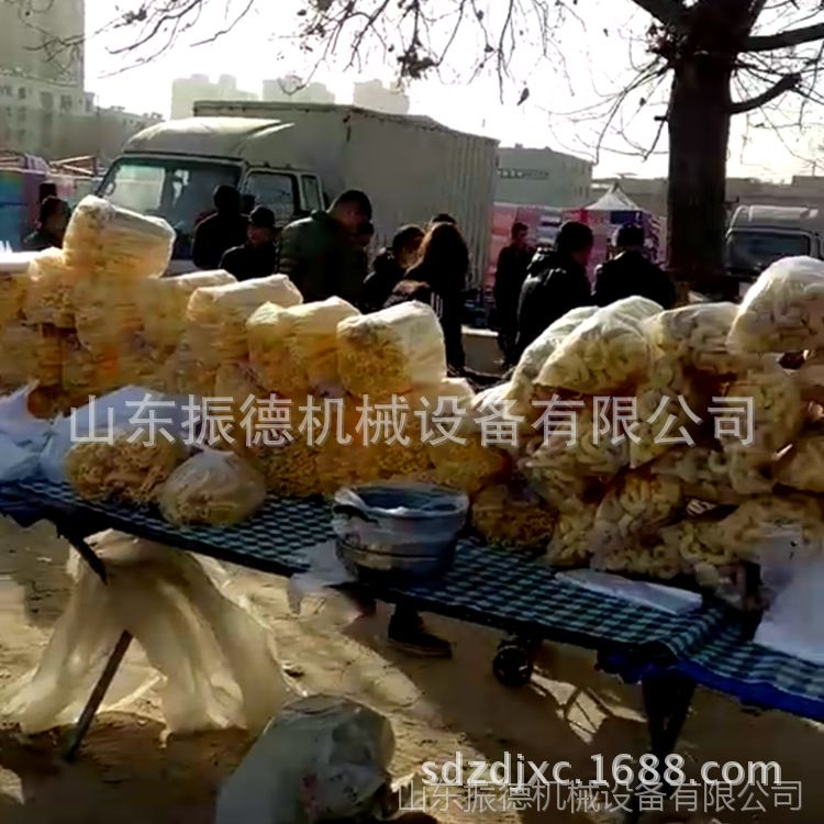 车载大米膨化机陕西批发 五谷杂粮膨化机生产 暗仓玉米膨化机振德