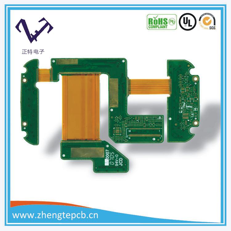 深圳定制打样高精密多层pcb电路板pcb软硬结合板柔性pcb电路板厂