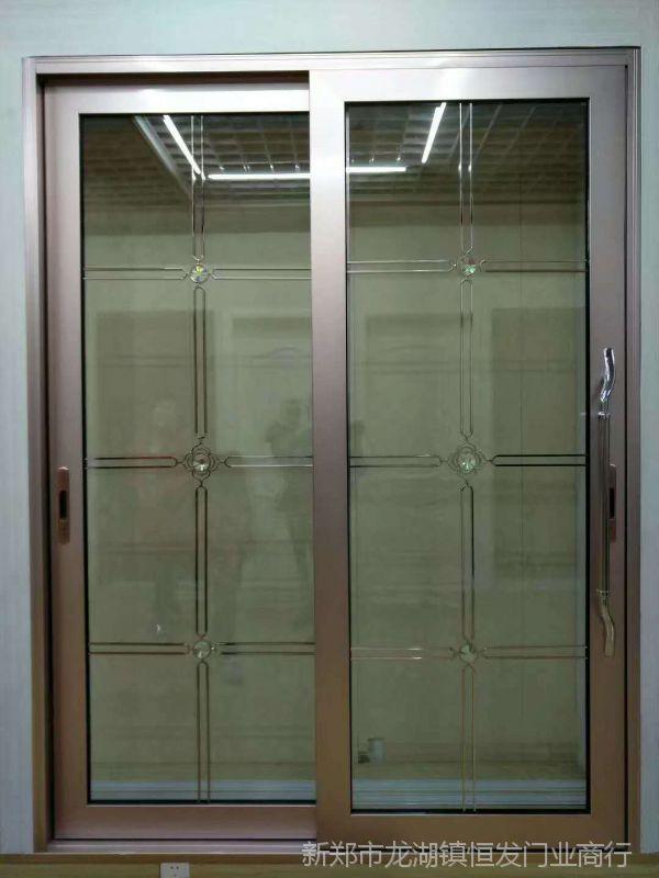 钛镁合金推拉门  玻璃推拉门 重型推拉门 玻璃移门
