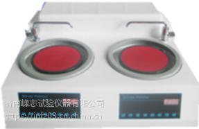 双盘金相磨抛机MP-2DE-双盘双控-两级定数湖南长沙湘潭株洲有现货