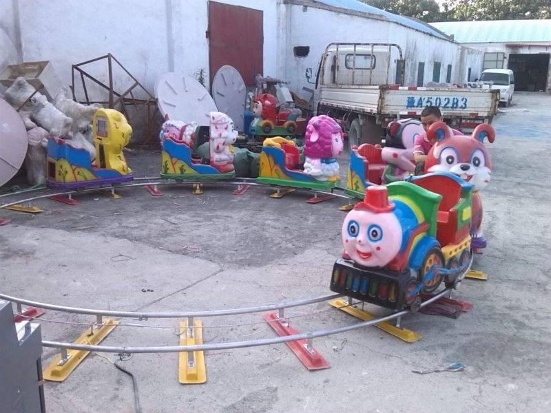 无轨小火车 观光火车户外游乐设备