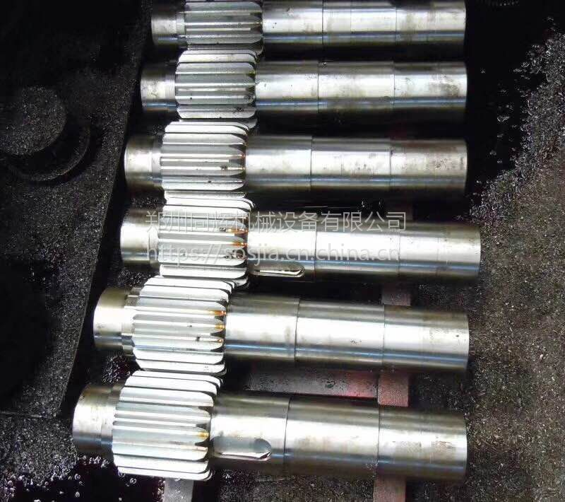 JS混凝土搅拌机主轴减速机齿轮配件15738829099