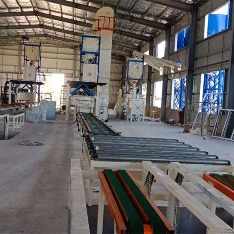 河北fs自保温免拆模板生产设备厂家 Ls免拆外模板生产线 价格实在