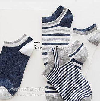 朵啦袜业加工设备自动化程度高