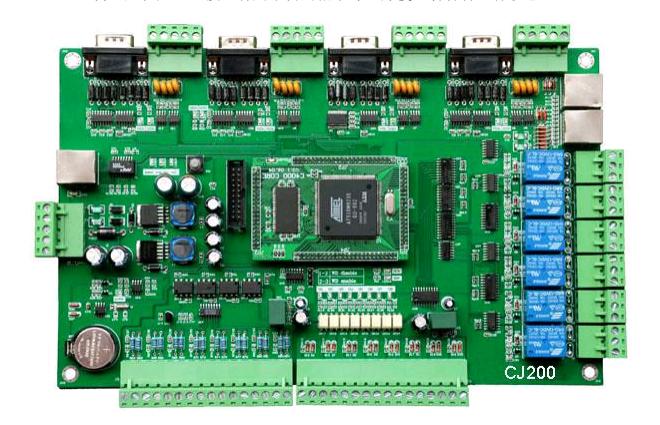 康耐德综合数据采集仪数据采集卡8DI8DO6AI4串口服务器