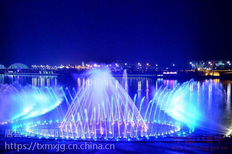 廊坊广场程控喷泉,萌轩景观,广场程控喷泉施工队