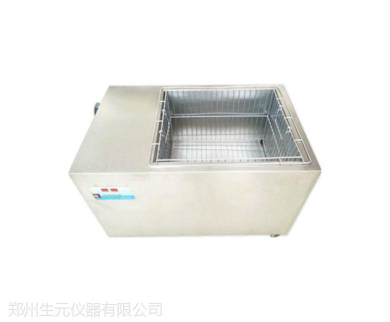 宁夏地区的药厂使用的超声波清洗机是生元仪器SYU系列功率可调型