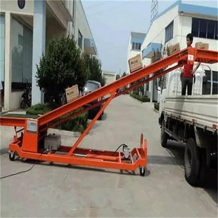 皮带输送机厂家 六九重工 供应 阜阳 PVC流水线皮带输送机 可移动小型平行传送带