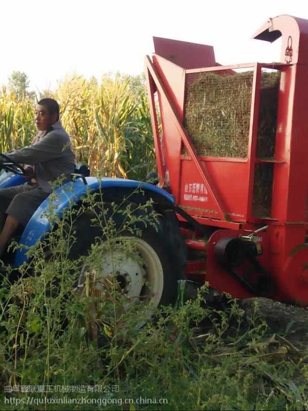 东北收获棉花秸秆机需要多大车带 干湿玉米秸秆揉搓回收机什么价位