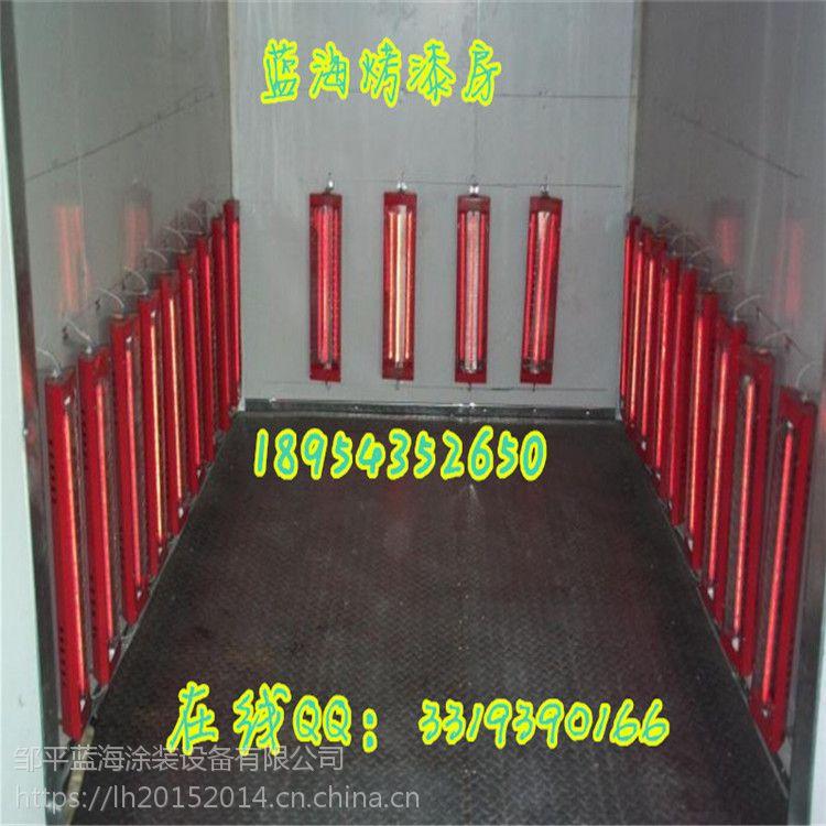 山西环保喷漆房高温烤漆房燃气塑粉回收机光氧催化净化设备专业定制厂家