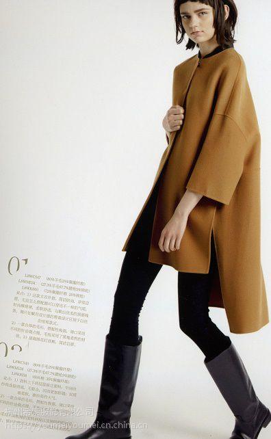 欧美品牌女装多种款式棉衣米克不剪标出货尾货批发走份全大件