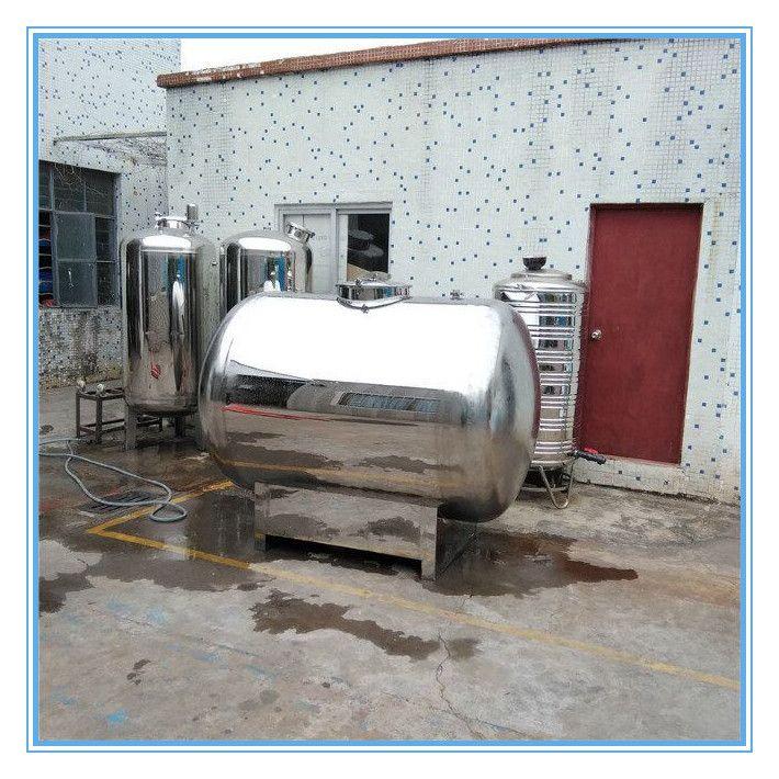 小区生活不锈钢水箱恒压变频二次加压供水设备全自动智能无污染晨兴打造