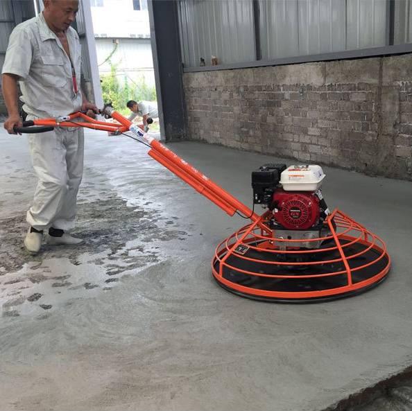 手扶式混凝土摸光机 路面抹平机 水泥地坪面收光机 汽油电抹子