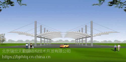 杭州市膜结构厂家