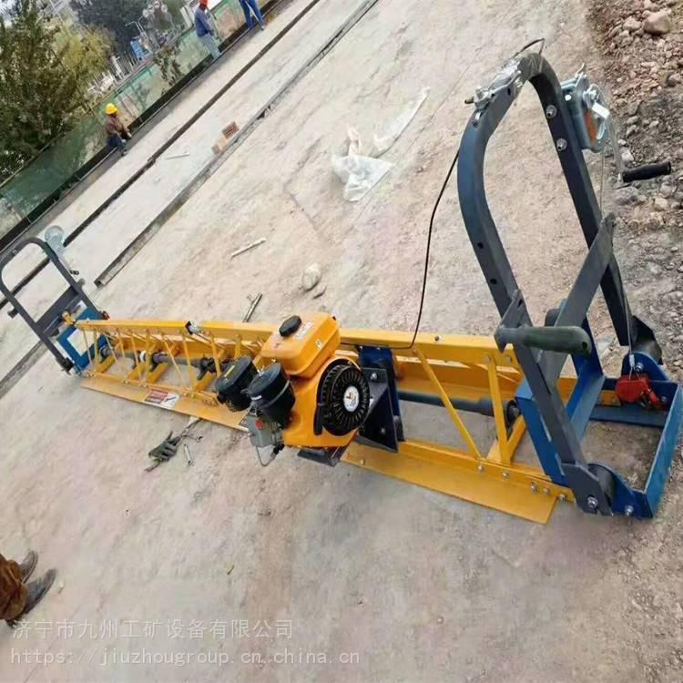 厂家热卖生产6.5m框架式整平机 框架式摊铺机