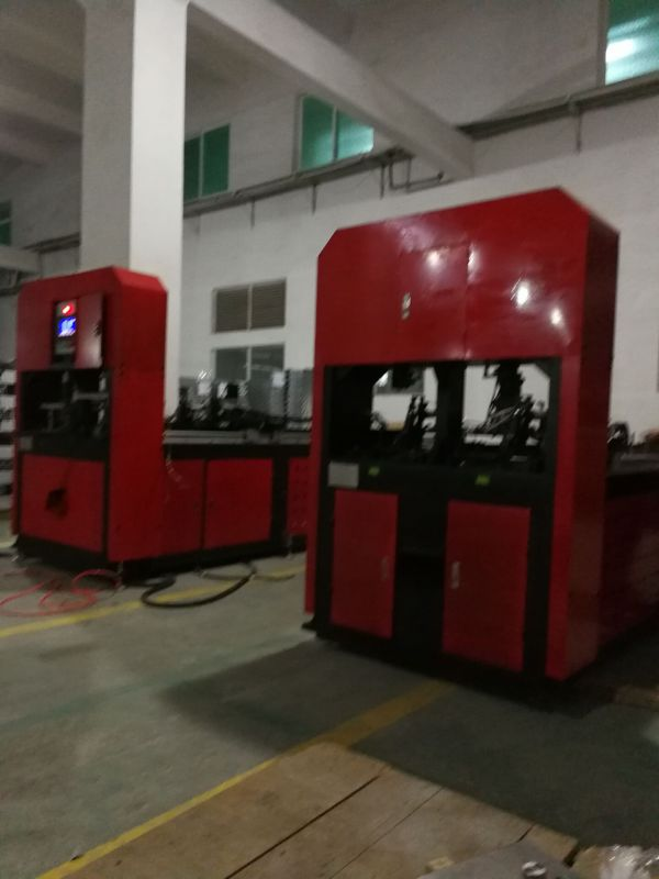福建汉佳展示架道具采购银江机械货架全自动打孔机