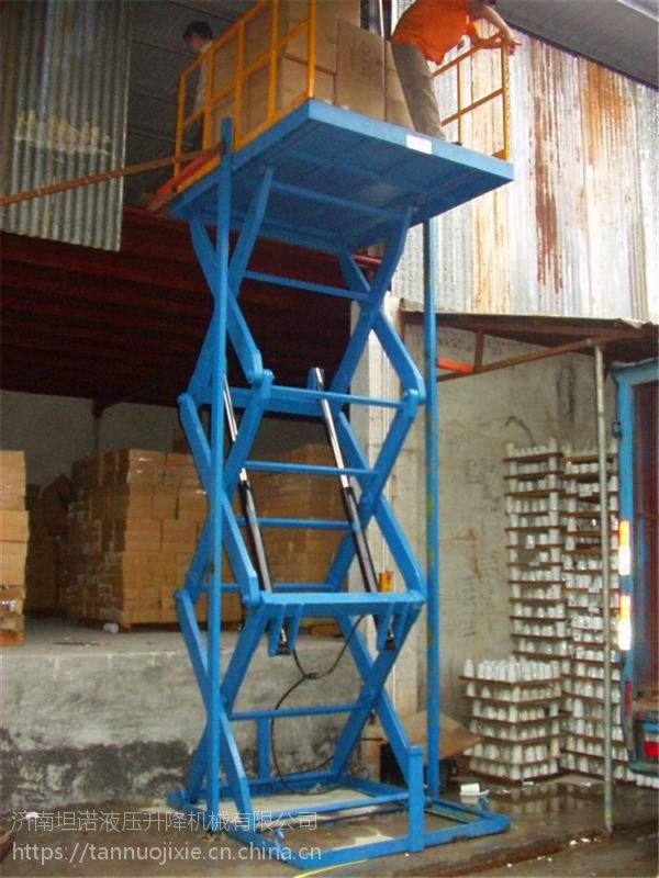 松原市哪有做升降机的厂家松原室内货物升降机坦诺生产厂家