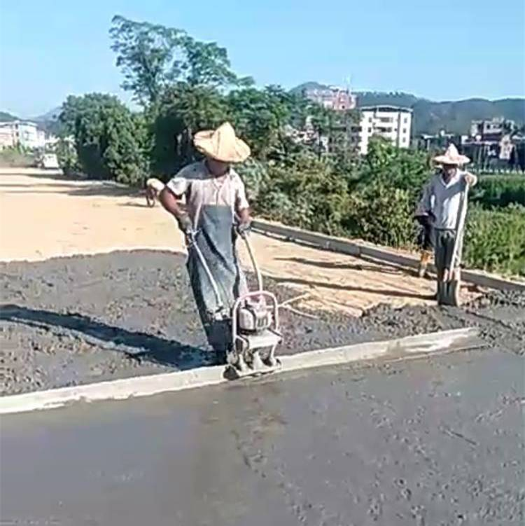 混凝土大抹子 水泥抹平机 振平尺提浆刮平收光尺