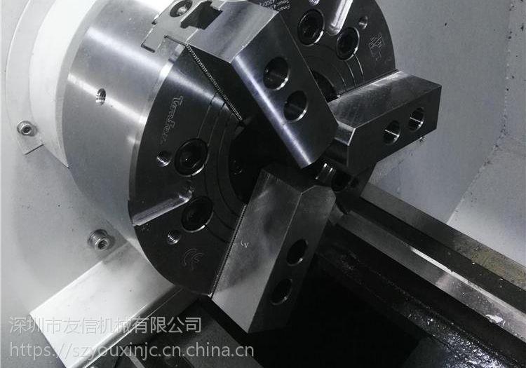 深圳 东莞地区数控车床手动卡盘改造液压卡盘 车床改液压全体服务