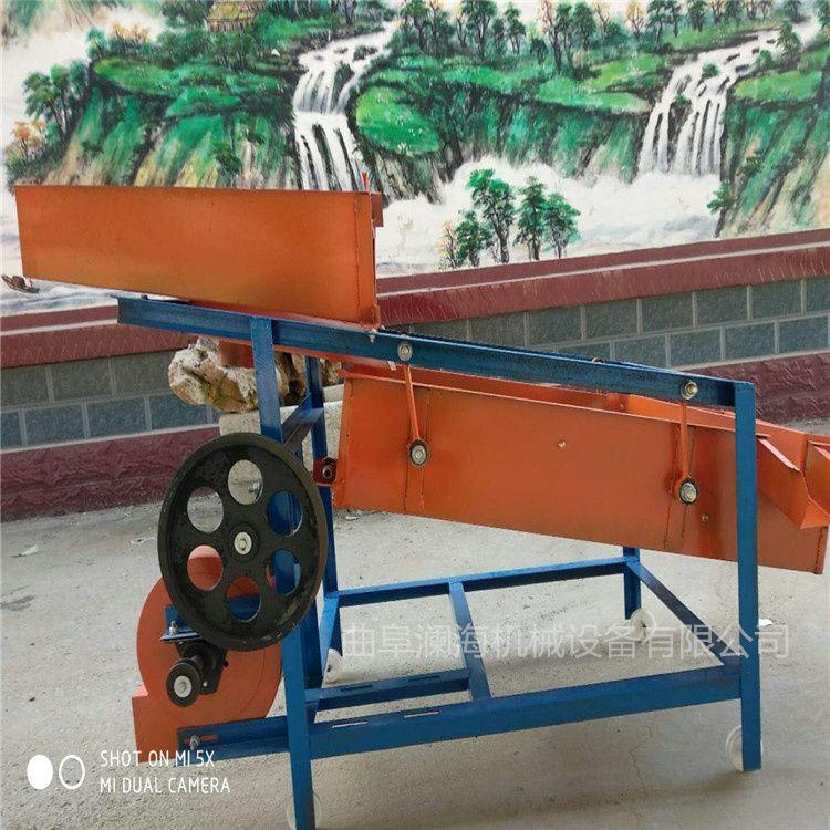 优质粮食筛选机 高效大米筛选机 电动型粮食清选机