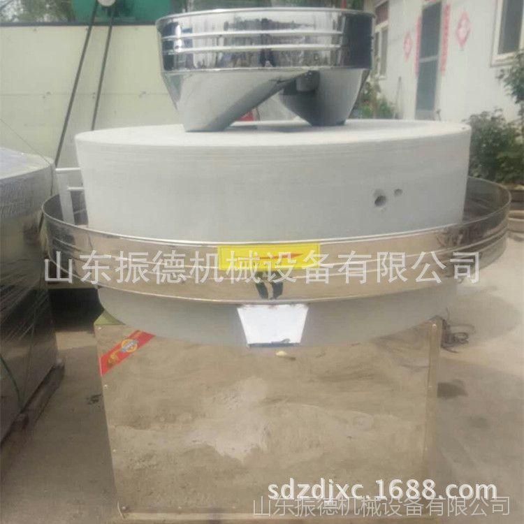 厂家批发 振德米浆电动石磨 豆浆电动石磨 低速研磨 芝麻盐石磨