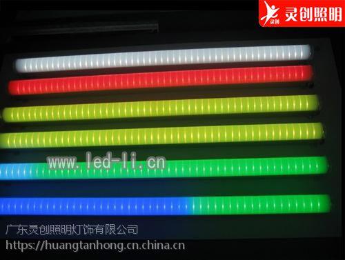 江苏宁波七彩LED水底灯厂家 保障/保证 寿命长 高光效性价比高灵创照明