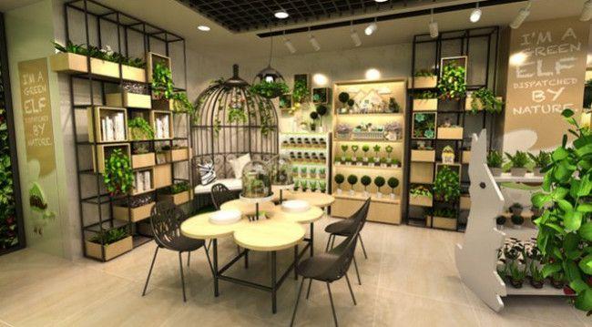 空间设计店铺设计店面设计