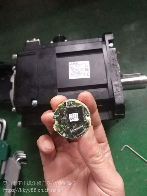昆山快速三菱伺服电机维修 HG-SR152BJ议价
